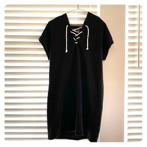 Dresses & Skirts - Hooded Dress NWT Indiv or together